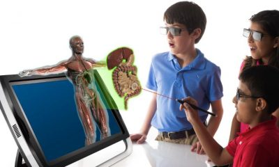 Role of AR/VR in the education system