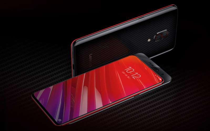 Lenovo built a slider phone