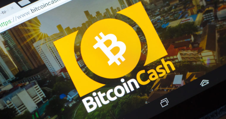 Ethereum Price Surpasses Bitcoin Cash