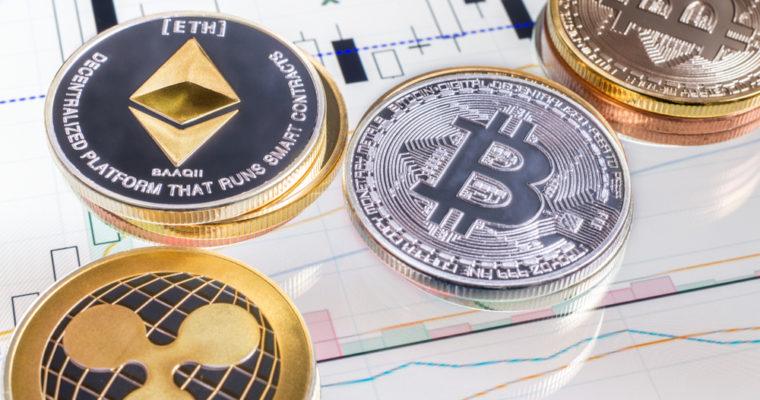 Bitcoin and Ethereum Drop 3%