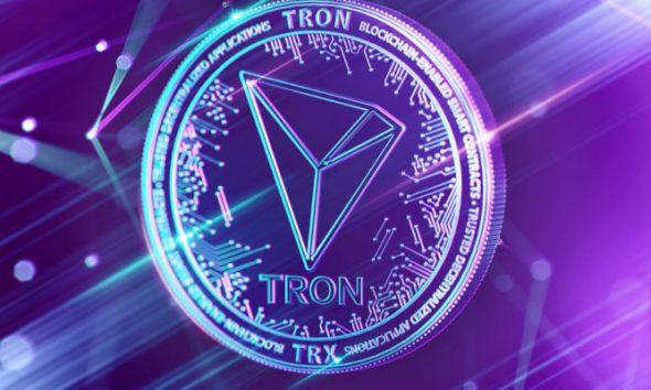 Tron Price Rises